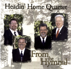 Image of From the Hymnal CD cover.