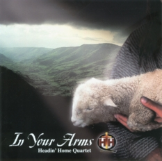 Image of In Your Arms CD cover.