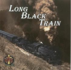 Image of Long Black Train CD cover.